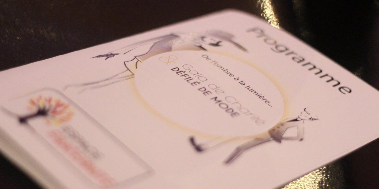 Gala de charité / défilé de mode