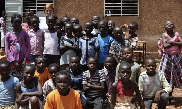 3 semaines volontaires en classe // Koudougou, Burkina Faso
