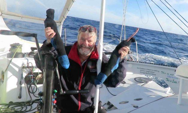 Log 86 – Le skipper a changé ses chaussettes !