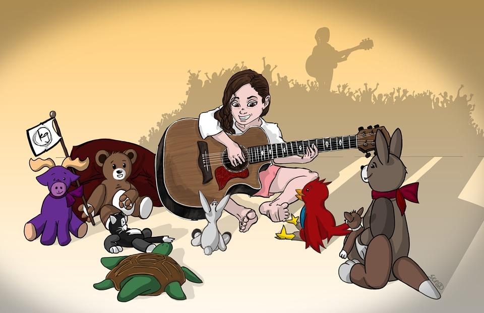 Fête de la musique au Capreau