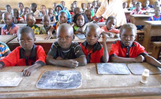 Une Ecole pour Demain-Centrafrique