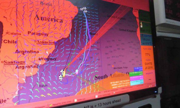 Log 88 – A 2000 milles de l'Equateur
